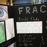 Fractals at Math Fair